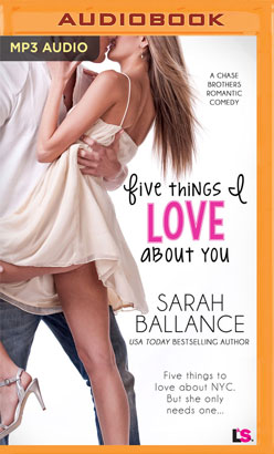 Five Things I Love About You