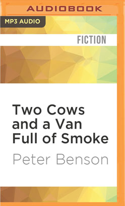 Two Cows and a Van Full of Smoke