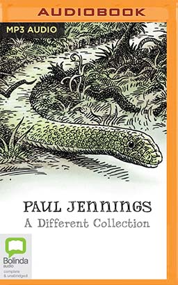 Paul Jennings: A Different Collection