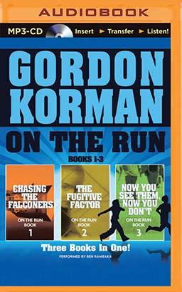 On the Run Books 1-3
