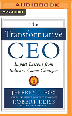 Transformative CEO, The