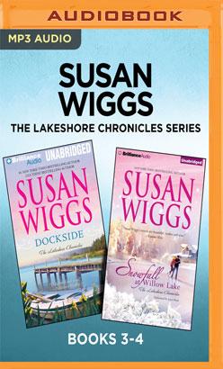 Susan Wiggs The Lakeshore Chronicles Series: Books 3-4