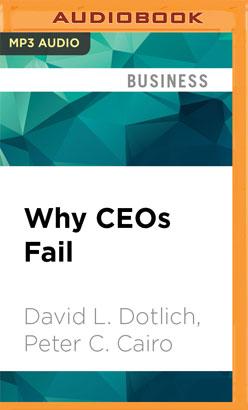 Why CEOs Fail