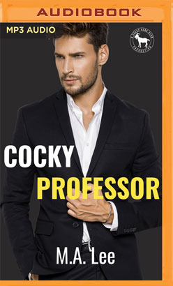 Cocky Professor