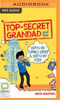 Top Secret Grandad and Me