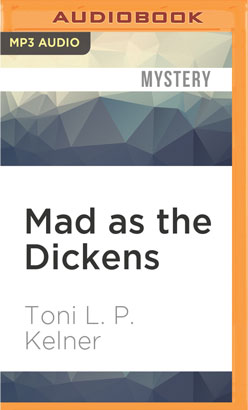 Mad as the Dickens