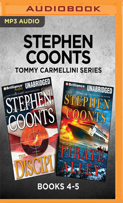 Stephen Coonts Tommy Carmellini Series: Books 4-5