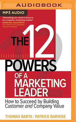 12 Powers of a Marketing Leader, The