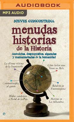 Menudas historias de la historia