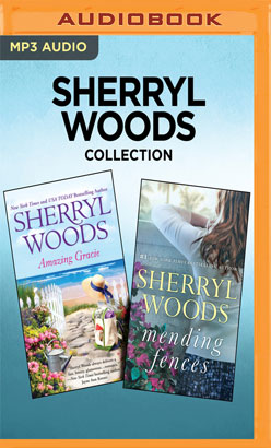Sherryl Woods Collection - Amazing Grace & Mending Fences