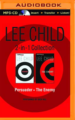 Lee Child - Jack Reacher Collection: Book 7 & Book 8