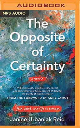 Opposite of Certainty, The