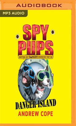 Spy Pups: Danger Island