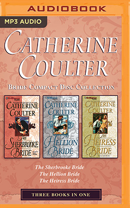 Catherine Coulter - Bride Series Collection: Book1 & Book 2 & Book 3