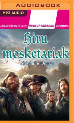 Hiru mosketariak (Narración en Euskera)