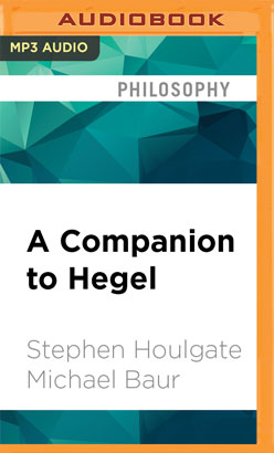 Companion to Hegel, A
