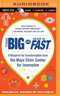 Think Big, Start Small, Move Fast