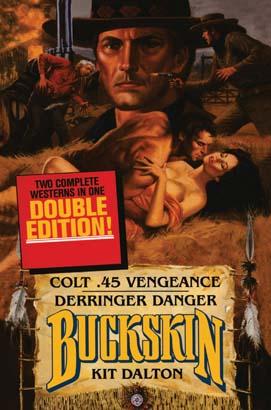 Buckskin Double: Colt .45 Vengeance/Derringer Danger
