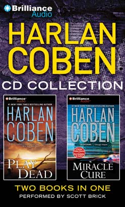 Harlan Coben CD Collection 3