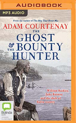 Ghost and the Bounty Hunter, The