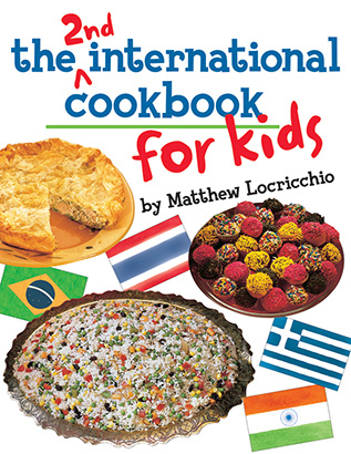 2nd International Cookbook for Kids, The