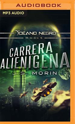Carrera alienígena (Narración en Castellano)