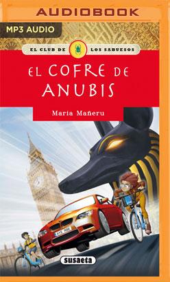 El cofre de Anubis (Narración en Castellano)
