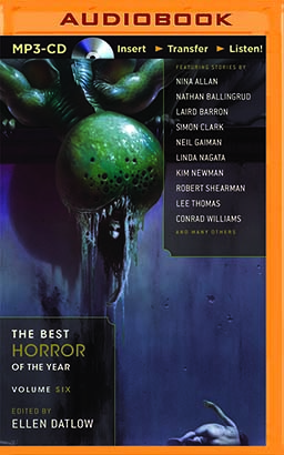 Best Horror of the Year, Volume Six, The