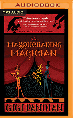 Masquerading Magician, The