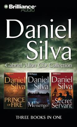 Daniel Silva Gabriel Allon CD Collection