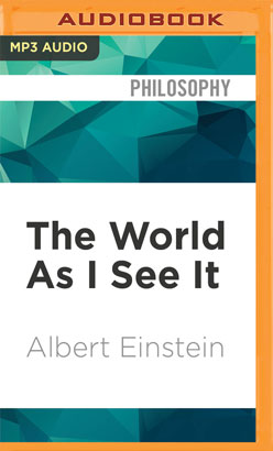 World As I See It, The