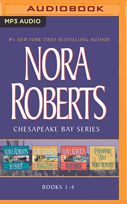 Nora Roberts - Chesapeake Bay Series: Books 1-4
