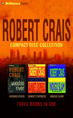 Robert Crais CD Collection 3