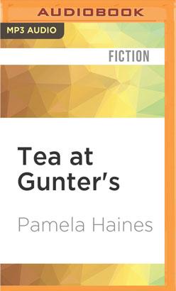 Tea at Gunter's