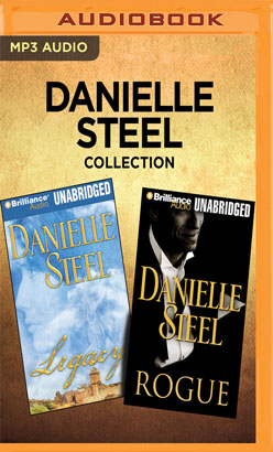 Danielle Steel Collection - Legacy & Rogue