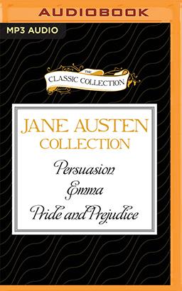 Jane Austen - Collection: Persuasion, Emma, Pride and Prejudice