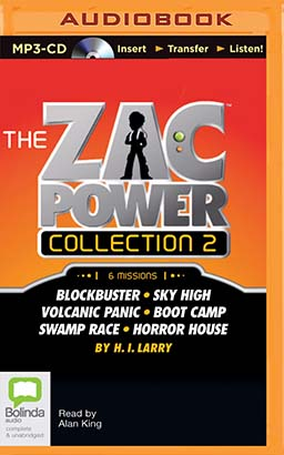 Zac Power Collection #2