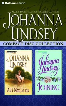 Johanna Lindsey CD Collection 5