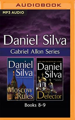 Daniel Silva - Gabriel Allon Series: Books 8-9
