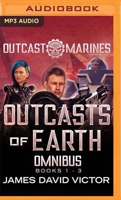 Outcasts of Earth Omnibus