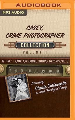 Casey, Crime Photographer, Collection 1