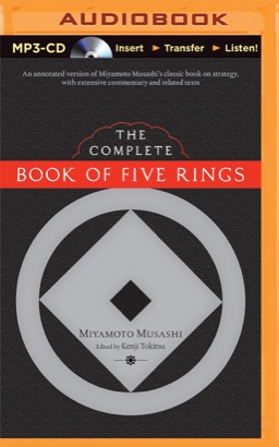 Complete Book of Five Rings, The