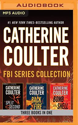 Catherine Coulter - FBI Thriller Series: Books 15-17