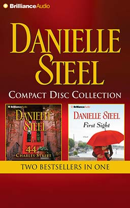 Danielle Steel – 44 Charles Street and First Sight 2-in-1 Collection