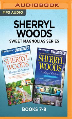 Sherryl Woods Sweet Magnolias Series: Books 7-8