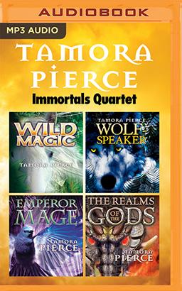 Tamora Pierce - Immortals Quartet