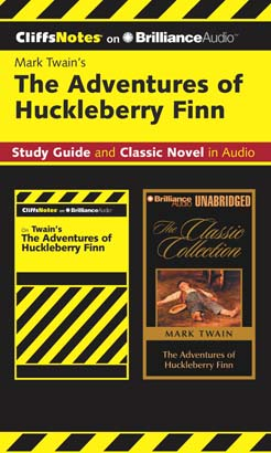 Adventures of Huckleberry Finn CliffsNotes Collection, The
