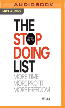 Stop Doing List, The
