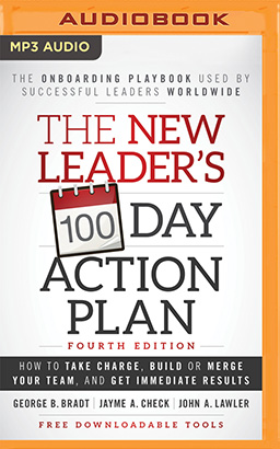 New Leader's 100-Day Action Plan: Fourth Edition, The