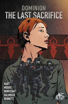 Last Sacrifice: The Graphic Novel, The